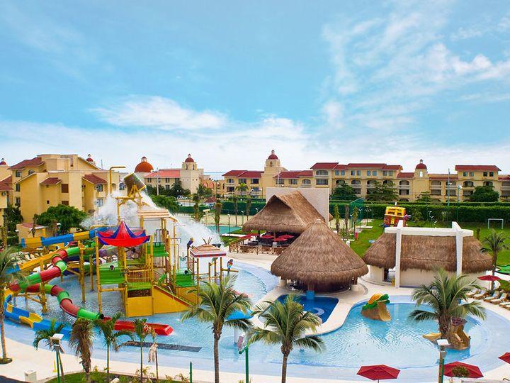 Tmx 1444851126188 Allritmo Cancun Waterpark Lanoka Harbor wedding travel