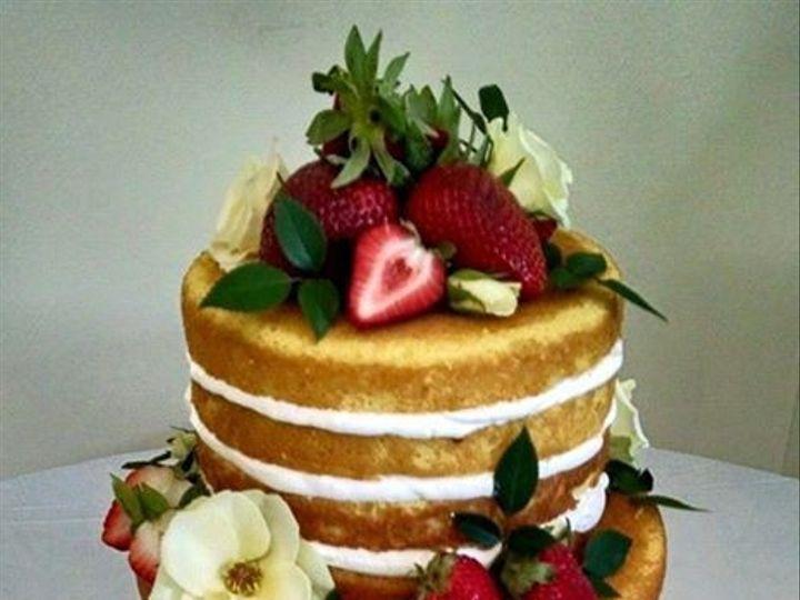 Tmx 1437592842391 Travis And Shannon Beaverton wedding cake