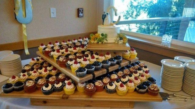 Tmx 1437593041956 Img3634 Beaverton wedding cake