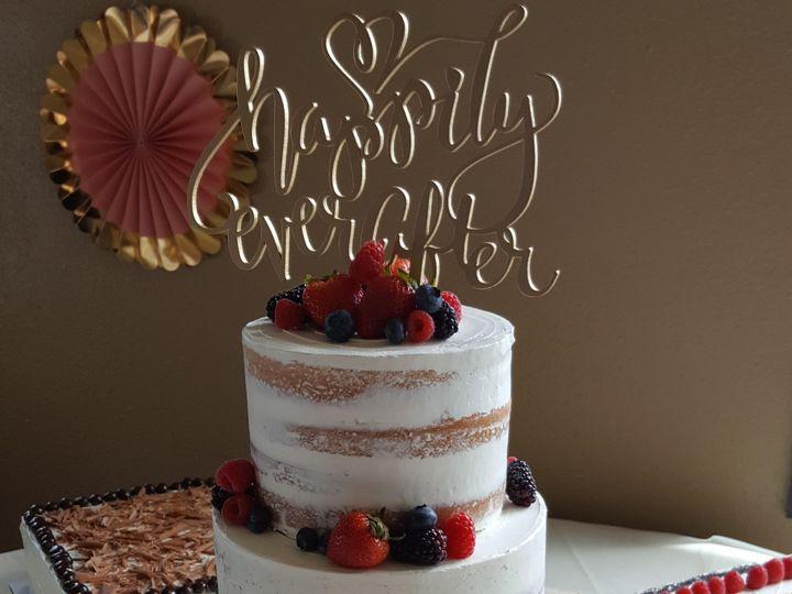 Tmx 1510026688247 Img20160618215815 Beaverton wedding cake