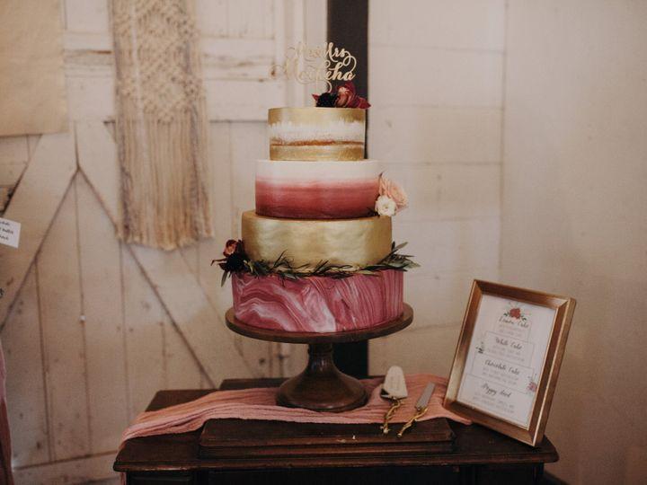 Tmx 1510026920826 Stephanieandmichael721 Beaverton wedding cake