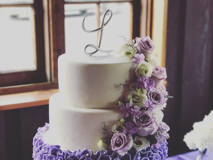 Tmx 1510026998198 Img20170720215642392 Beaverton wedding cake