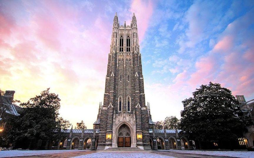 duke chapel cover