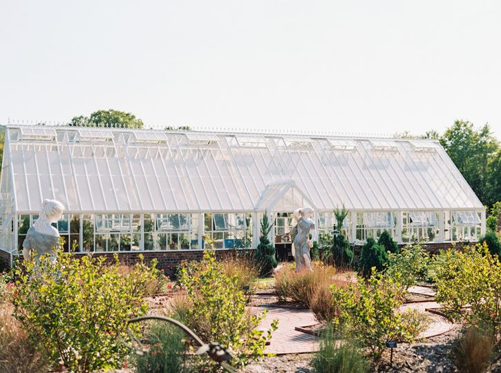 Gardens and Greenhouse