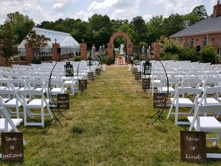 Tmx Ceremony At Gardens 51 750709 1564503091 Westfield, NC wedding venue