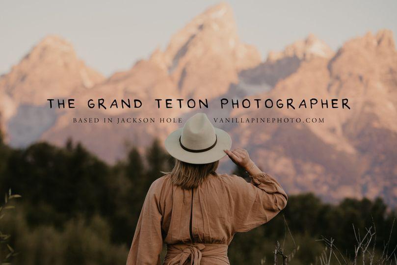 The Grand Teton Photographer