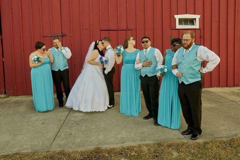 Feb 2017 wedding