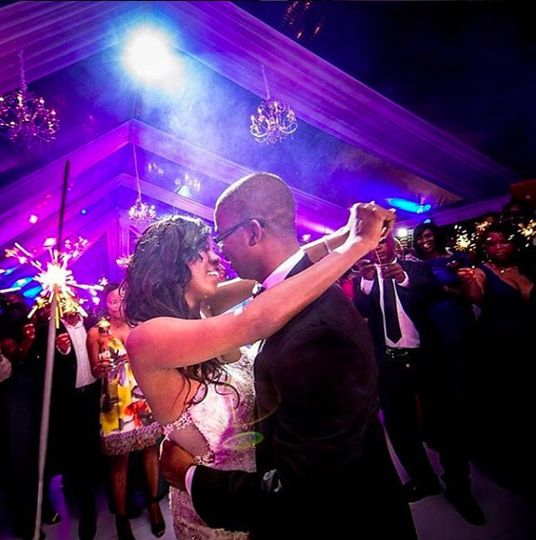 First Dance, Uplighting, Sparklers,