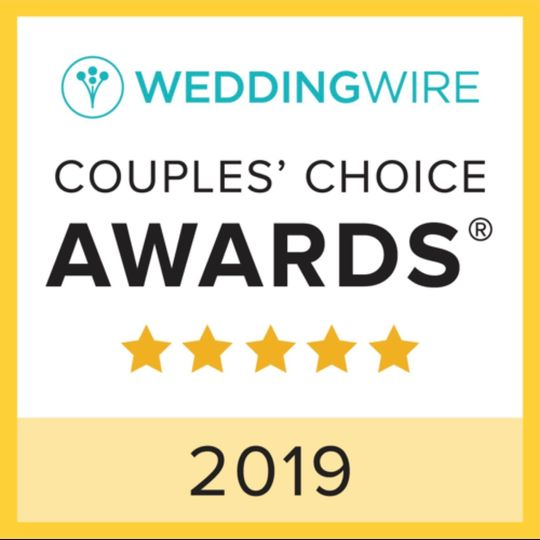 Couples Choice Award Winner!