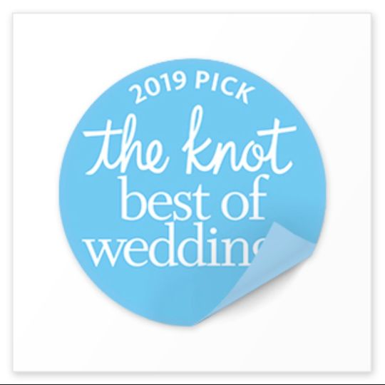 Best of Weddings Award!