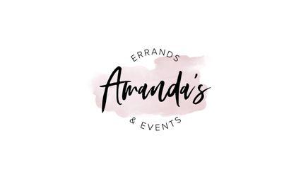 Amanda's Errands and Events 1