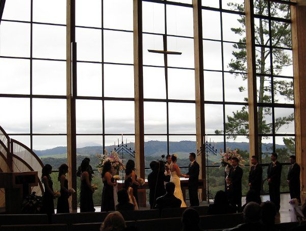 There is room for up to six brides maids and six groomsmen at the alter. Junior bridesmaids and...