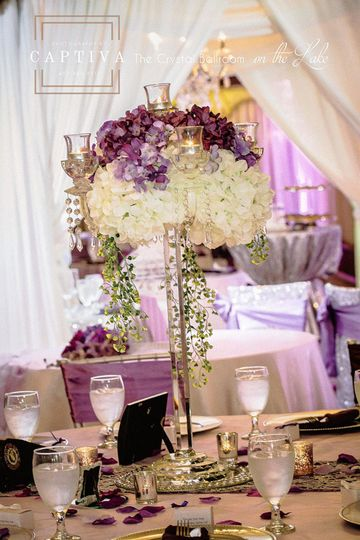 Receptions Decor