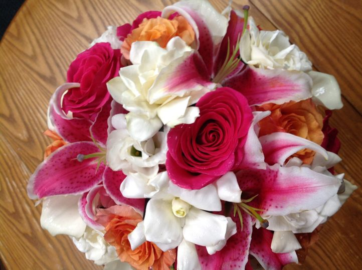 silk wedding flowers orlando
