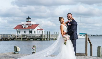 The wedding of Alyssa and Branch