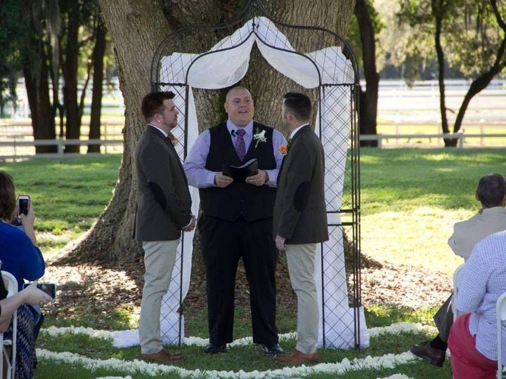 Tmx 1486958744557 Jim 1 Tampa, Florida wedding officiant