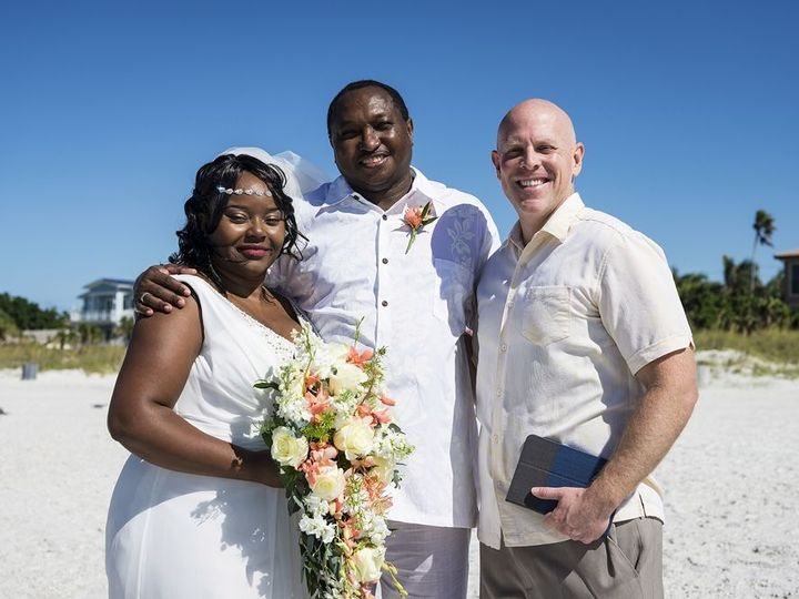 Tmx 1527484088 816fc40acc899655 1527484087 Efcc9b3bbe57d53f 1527484088784 2 Anica And Arnold A Tampa, Florida wedding officiant