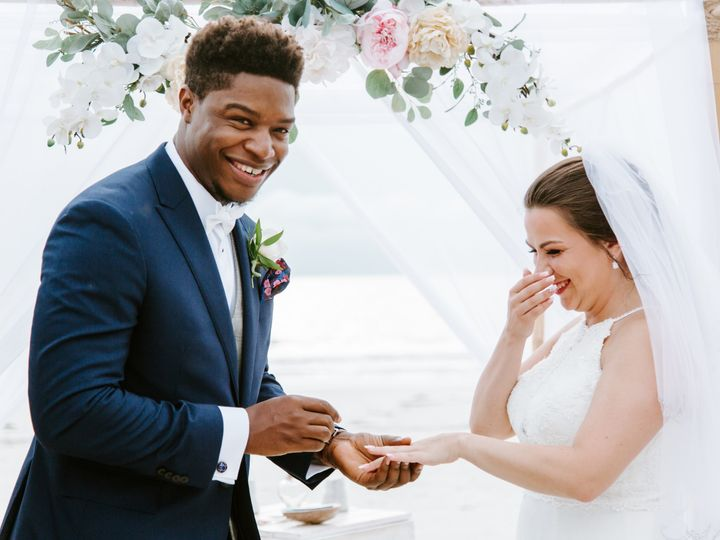 Tmx Kyla And Chuka Tide The Knot 51 954709 157583678456624 Tampa, Florida wedding officiant
