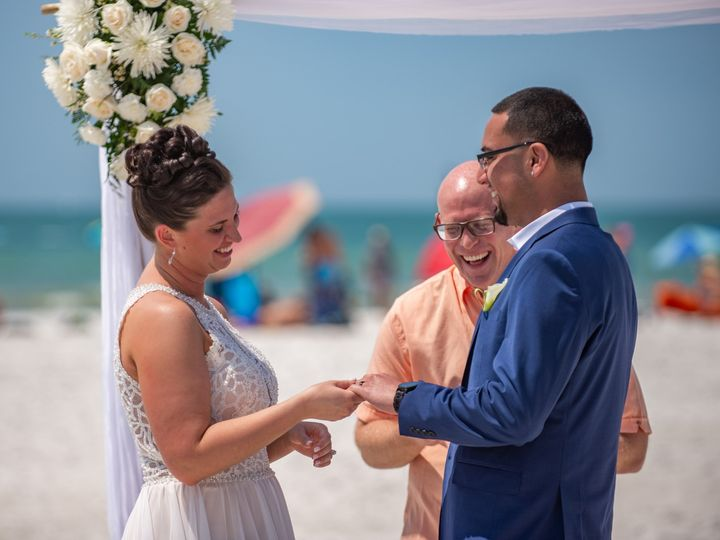Tmx Maciel 2 Louis Photogrpahy 51 954709 157583714160824 Tampa, Florida wedding officiant