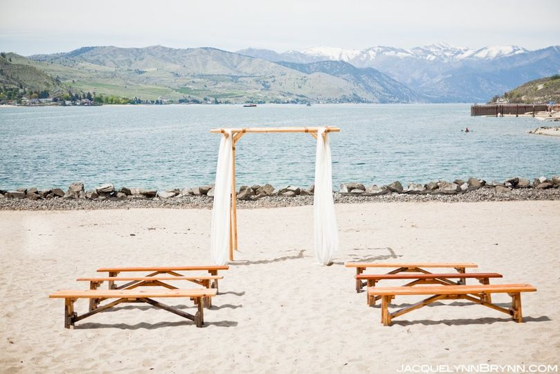 Your Lake Chelan Wedding