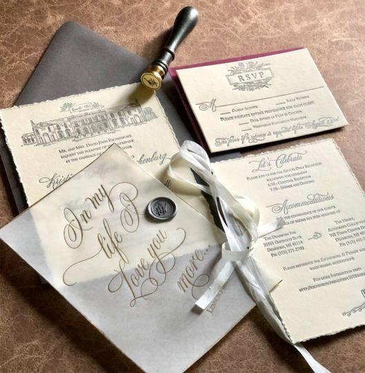 Lucky Invitations