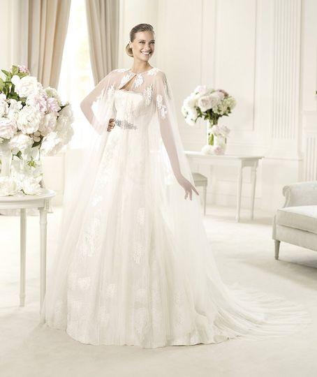 Pronovias - Dress & Attire - New York, NY - WeddingWire