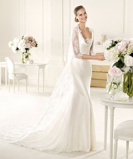 Pronovias - Dress & Attire - New York, NY - WeddingWire