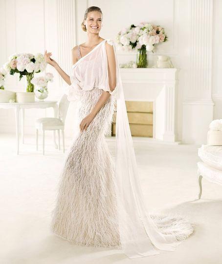 4c857f7487 Pronovias - Dress   Attire - Ontario