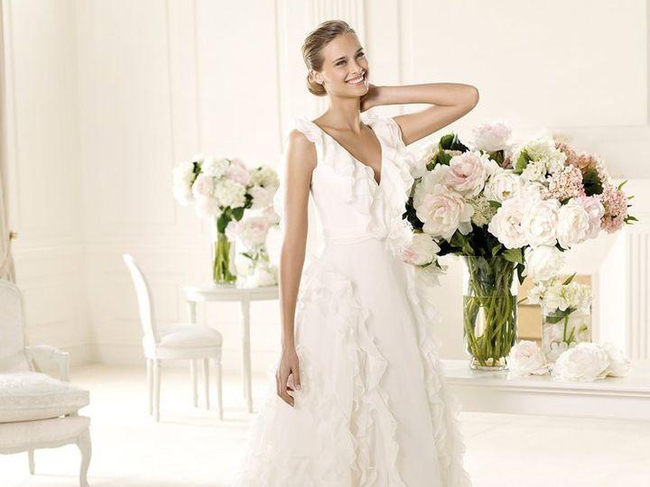 Tmx 1357049260773 VIDB New York wedding dress