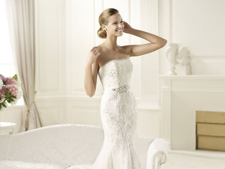 Tmx 1357049518161 DICIEMBREB New York wedding dress