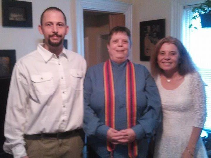 Tmx 1420822377385 Amanda And Rich Farmingdale wedding officiant