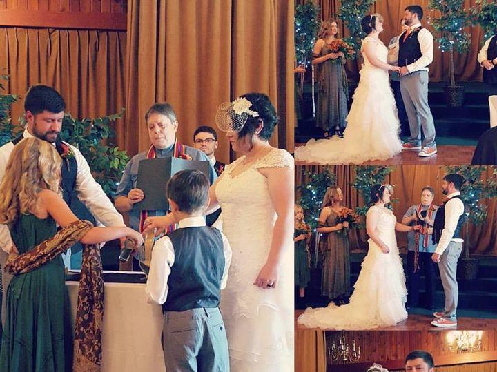 Tmx 1456968016598 Sean And Dani Farmingdale wedding officiant