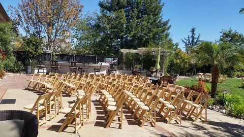 Ceremony Set-up Style
