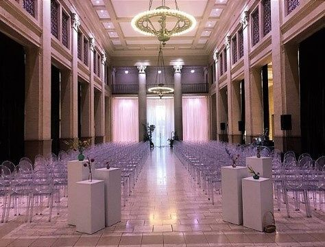 Tmx Ceremony At Bentley Reserve 51 1046709 157954378467950 Redwood City, CA wedding rental