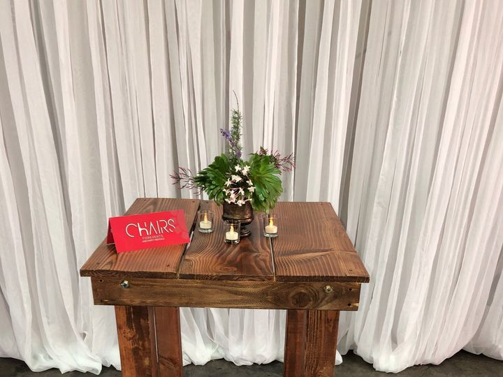 Tmx Old Country Cocktail Table 51 1046709 Redwood City, CA wedding rental