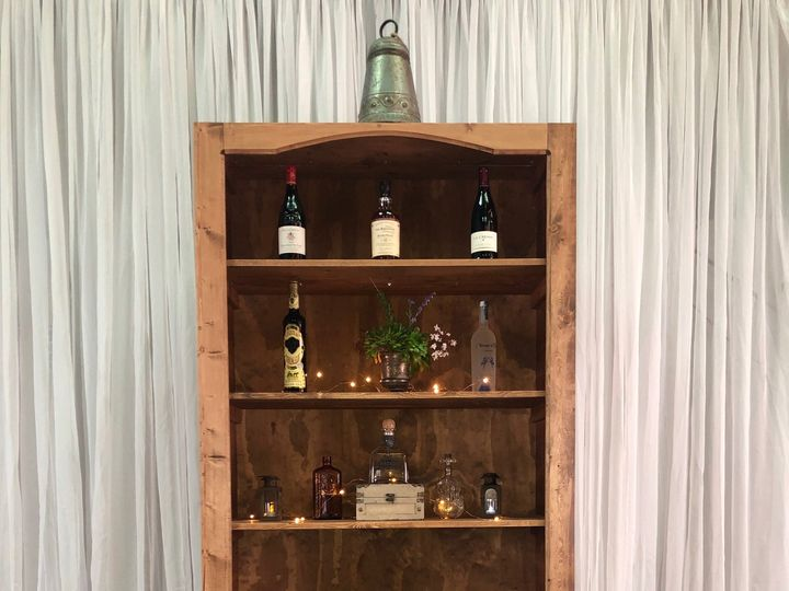 Tmx Tekila Back Bar 51 1046709 Redwood City, CA wedding rental