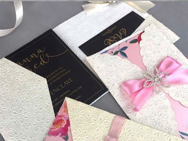 Tmx 583 51 1056709 1557336961 Freehold, NJ wedding invitation