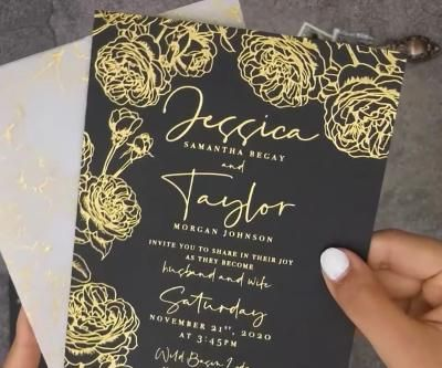 Tmx 924 7 51 1056709 160096843661073 Freehold, NJ wedding invitation