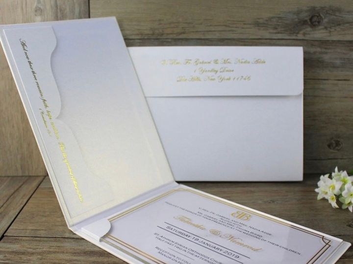 Tmx Eb3 51 1056709 158904408116190 Freehold, NJ wedding invitation