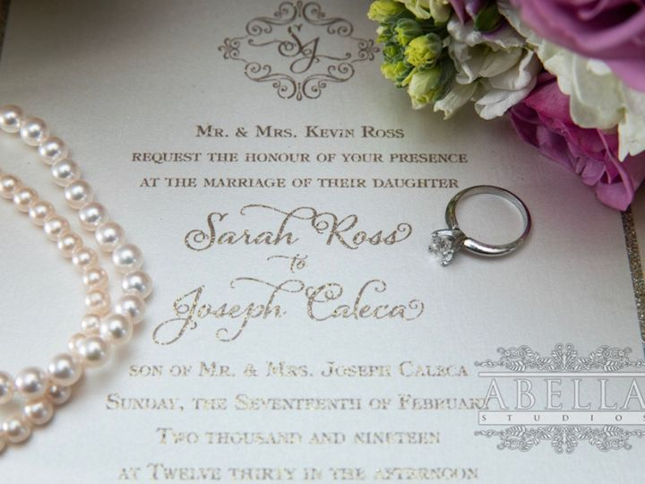 Tmx Ross1 51 1056709 Freehold, NJ wedding invitation
