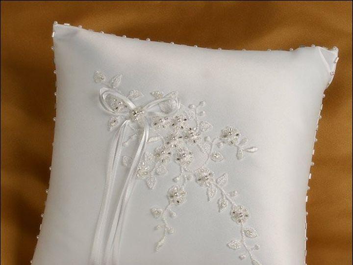 Tmx 1264368452446 Rbpillowgracewhite Deshler wedding favor