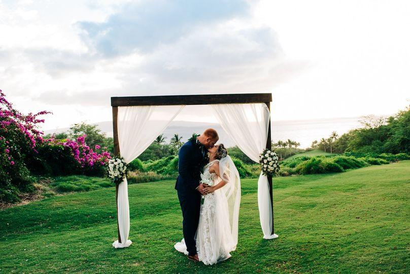 Hawaii Elopement in Maui