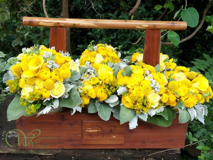 Tmx 1355262148418 Weedweavers246 Wakefield, Rhode Island wedding florist