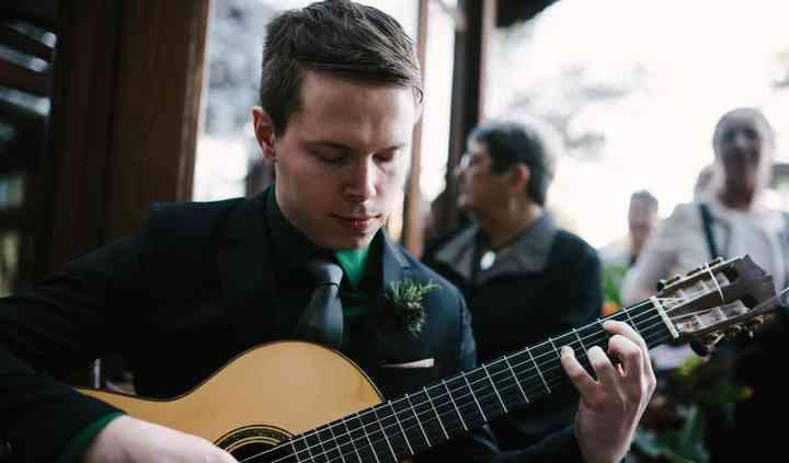 Christopher Nicklin Guitar