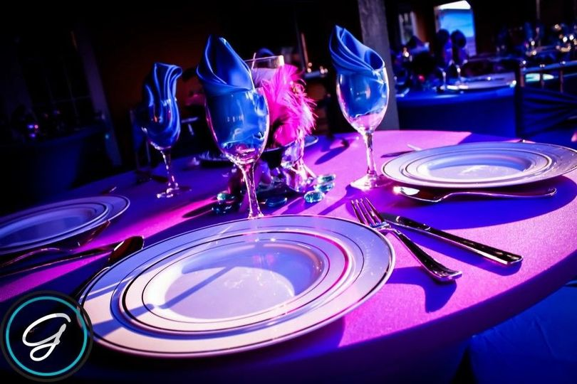 Glamorous Event Planning & Production