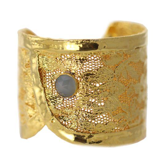 lillie cuff gold
