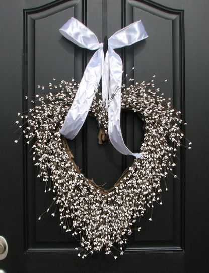 Door with Heart
