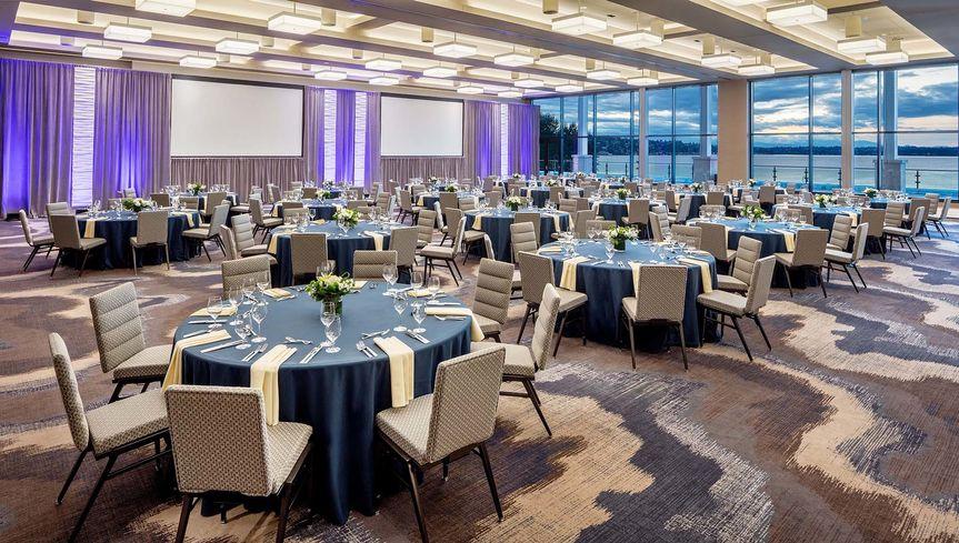 lake wasington ballroom banquet