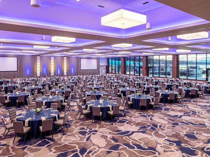 Tmx 1512670792925 Grand Ballroom   Banquet Lake View Renton, WA wedding venue
