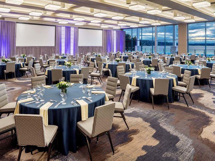 Tmx 1512670849917 Lake Wasington Ballroom Banquet Renton, WA wedding venue